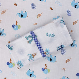 Bayi Personalised Muslin Cloth Durable Machine Washable Secara Alami Halus